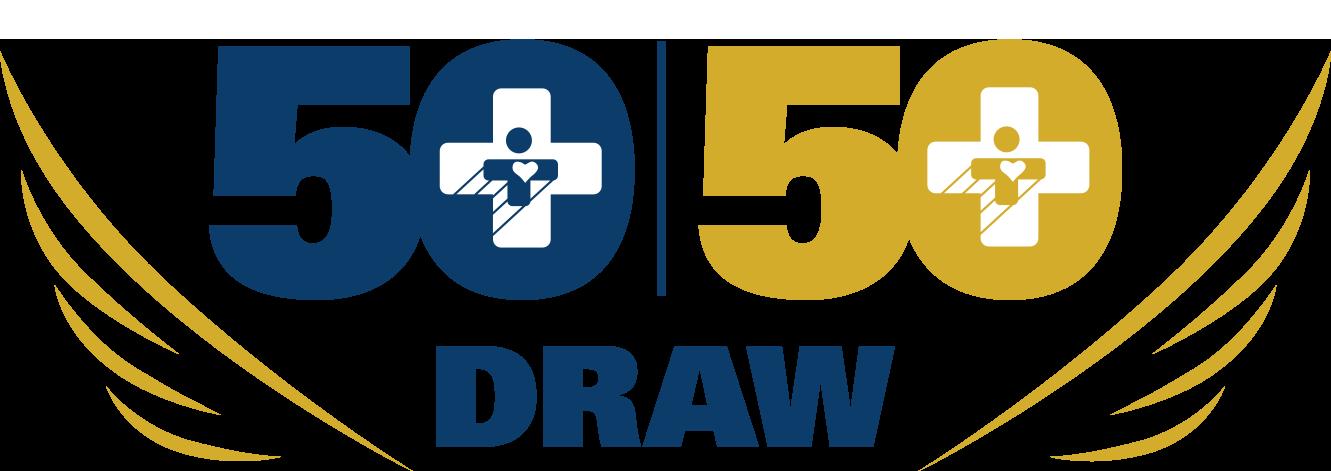 50 50 Draw Logo
