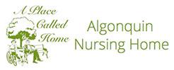 Algonquin Nursing Home Logo