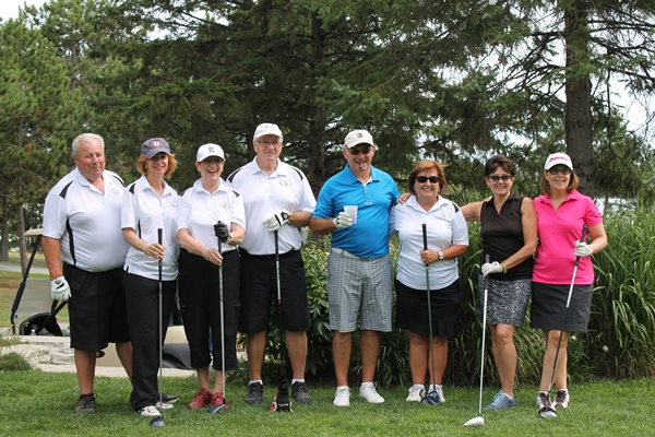 Chip in for Charity SJHC Team