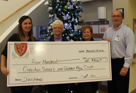 coniston-seniors-and-golden-age-donation-to-sjv_dec-2016