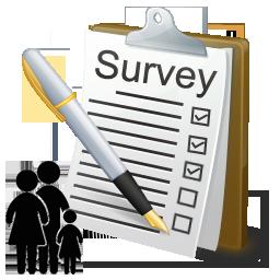 Family Survey graphic