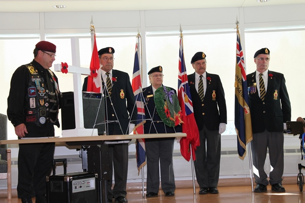 SJCCC Remembrance Day