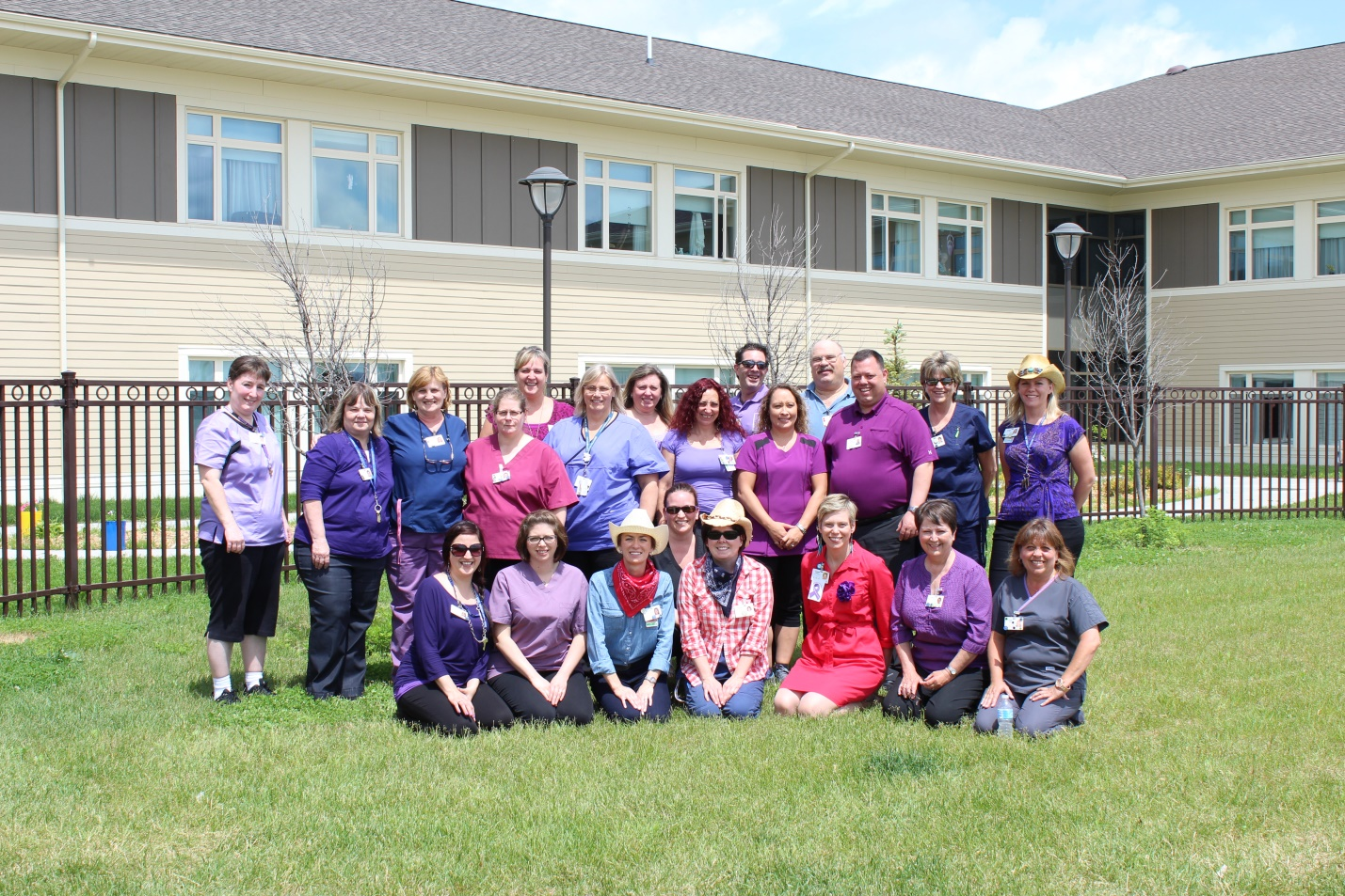 VSGV supports World Elder Abuse Awareness Day 2015