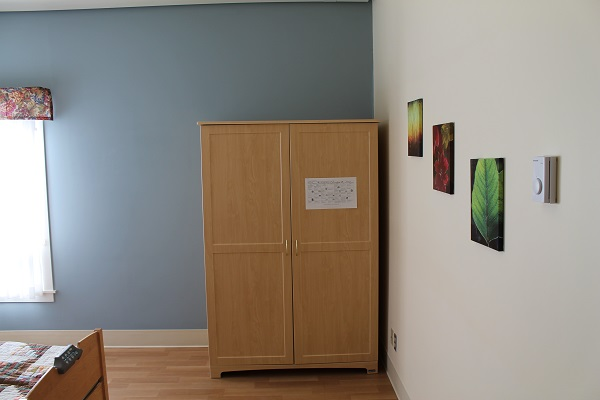 SJV Resident Room Closet