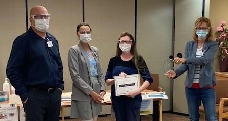 St. Joseph's Health Centre honours its Volunteers during National Volunteer Week!