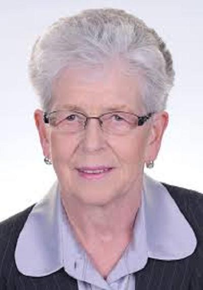 Sr. Sarah Quackenbush