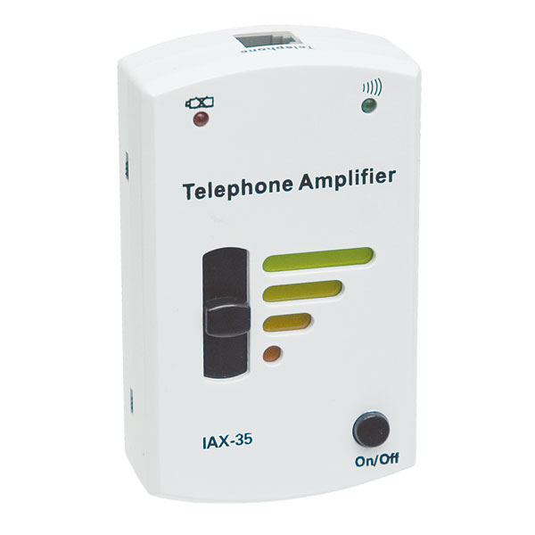 Telephone Amplifier