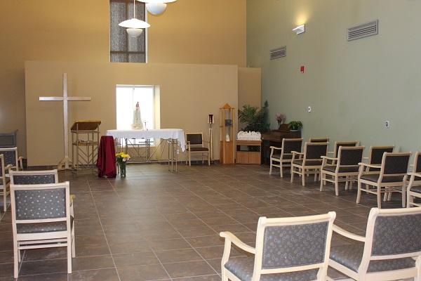 VSGV Chapel Chairs