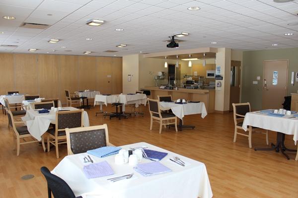 VSGV Common Dining Area