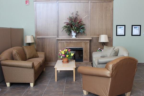 VSGV Lobby couches area