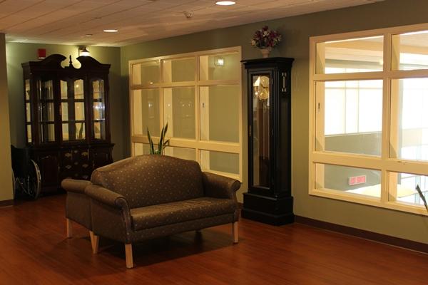 VSGV sitting area