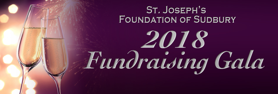 2018 Fundraising Gala Banner graphic