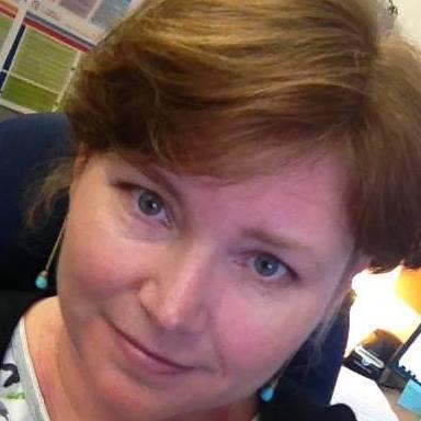 Stephanie Lefebvre Headshot