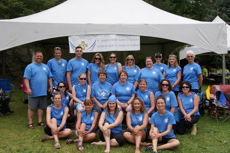 2014 Dragon Boat Team