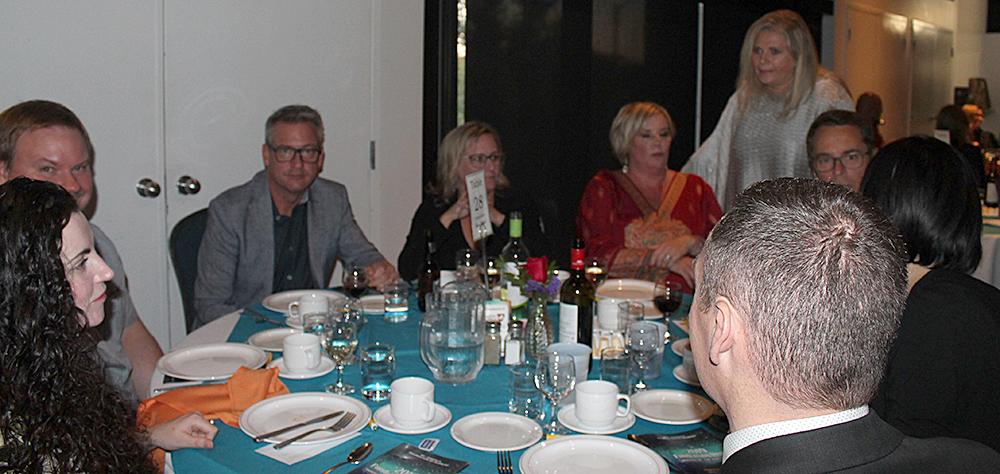 People at Ravi Dinner Charity Gala