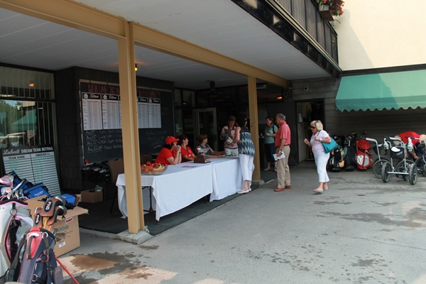 Chip in for Charity Golf Tournament August 2014