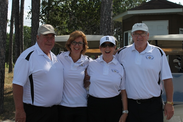 SJHC Chip in for Charity Team 2015