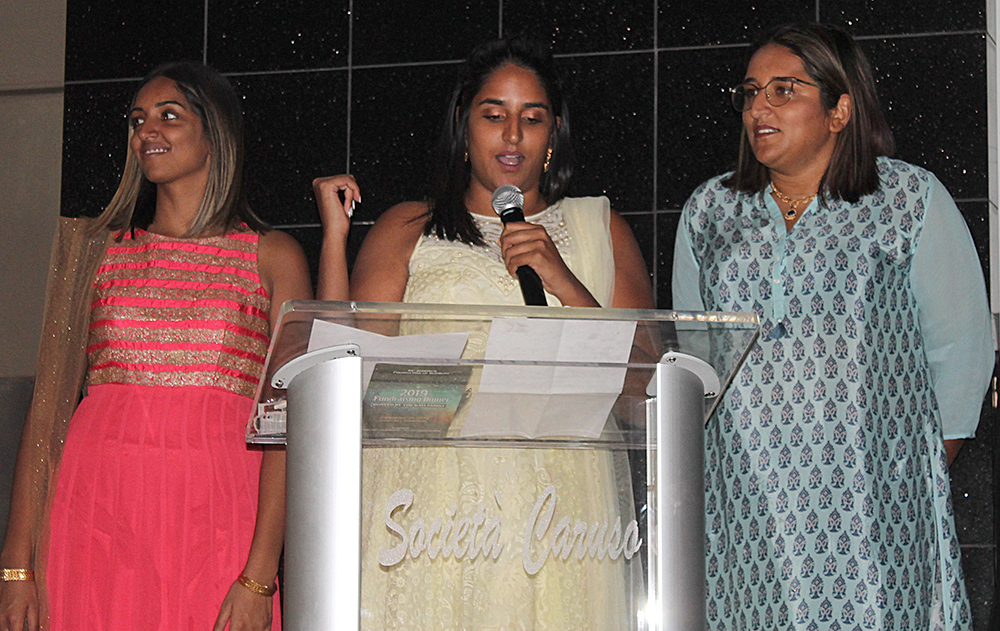 Ravi Kids at 2019 St Joseph's Gala