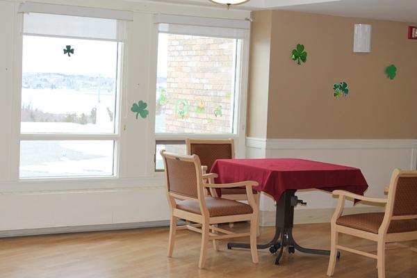 SJV Resident Dining Room 1