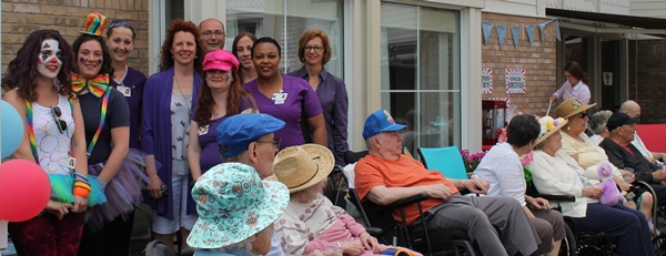 St. Joseph's Health Centre Celebrates World Elder Abuse Awareness Day